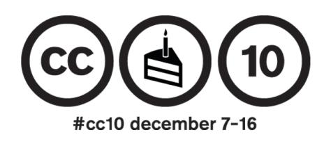חגיגות העשור לארגון Creative Commons