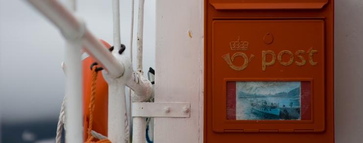תיבת דואר, אבל אחרת. Photo by Jarle Naustvik, Flickr.