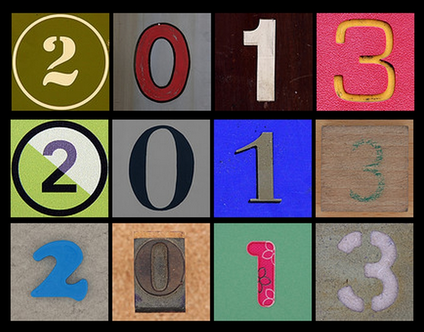 סיכומי שנת 2013 באתרים עצמאים וחברתייםברשת