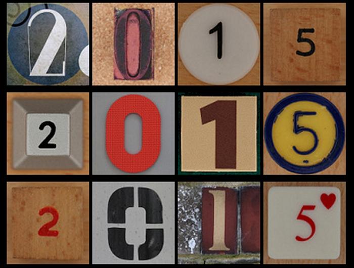 סיכומי שנת 2015 בבלוגים ואתריםעצמאיים