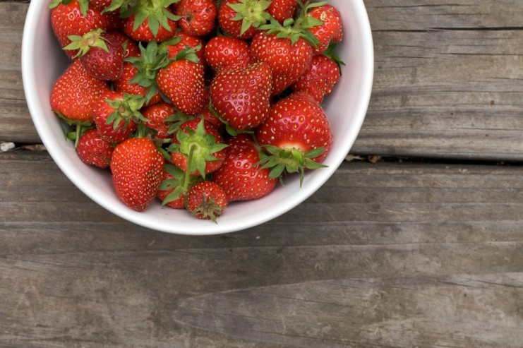 Strawberries Ohio