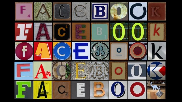 lots of facebook
